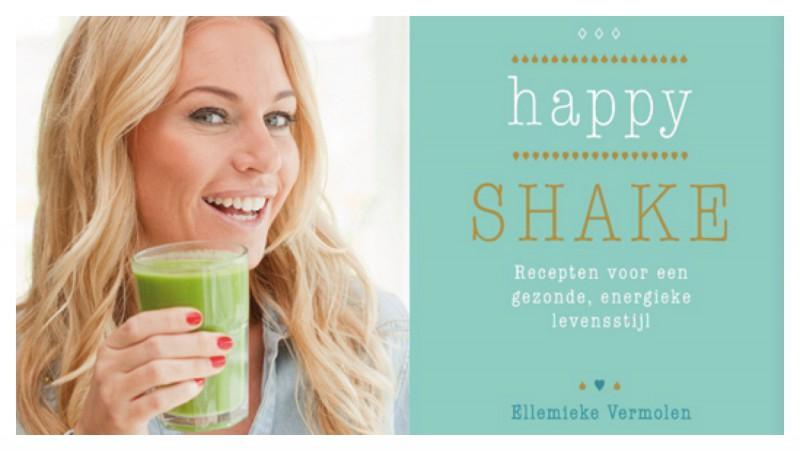 Ellemieke schrijft wanstaltig boek over shakes. Ik ga nog liever met Rens Kroes uit eten.
