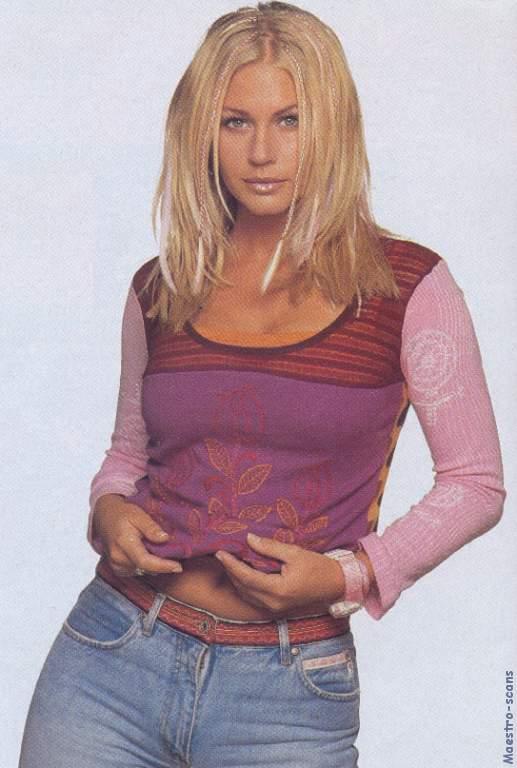 Die slierterige semi-dreads waren Ellemiekes signatuur tijdens haar hoogtijdagen in 1998.