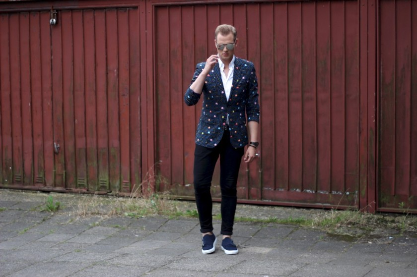 Outfit of the day: Stevie Wonder meets Jack & Jones realnezz